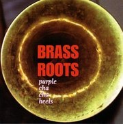 Purple Cha Cha Heels Brass Roots
