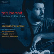 Brother to the Blues Tab Benoit