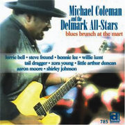 Blues Brunch at the Mart Michael Coleman and the Delmark All-Stars