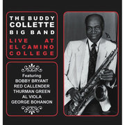 Live at El Camino College The Buddy Collette Big Band