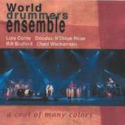 A Coat of Many Colors World Drummers Ensemble