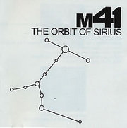 The Orbit of Sirius M41
