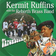 Throwback Kermit Ruffins with the Rebirth Brass Band