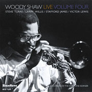 Live: Volume Four Woody Shaw