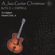 A Jazz Guitar Christmas Royce Campbell