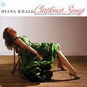 Christmas Songs Diana Krall featuring the Clayton/Hamilton Jazz Orchestra
