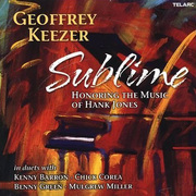 Sublime: Honoring the Music of Hank Jones Geoffrey Keezer