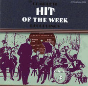 The Complete Hit of the Week Recordings, Volume 3 Various Artists