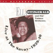 Live at the Savoy 1939-40 Ella Fitzgerald