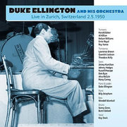 Live In Zurich Duke Ellington