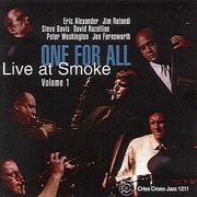 One_for_all-live_at_smoke_v