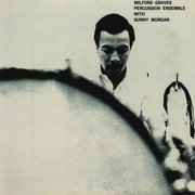 Percussion Ensemble Milford Graves
