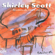 Recontres du Cloitre, Volume 1 Shirley Scott