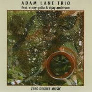 Zero Degrees Music Adam Lane Trio