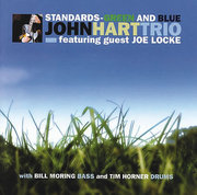 Standards-Green and Blue John Hart