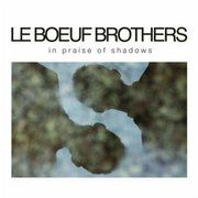 In Praise of Shadows Le Boeuf Brothers