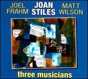 Three Musicians Joan Stiles