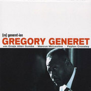 (Re) Generet(ion) Gregory Generet