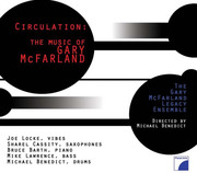 Circulation: The Music of Gary McFarland The Gary McFarland Legacy Ensemble