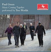"Paul Green Brings an Offering of ""Music Coming Together"""