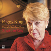 Songs A La King Peggy King and the All-Star Jazz Trio