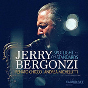 Spotlight on Standards Jerry Bergonzi