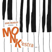 Presents MONK'estra, Vol. 1 John Beasley