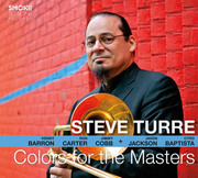 Colors for the Masters Steve Turre