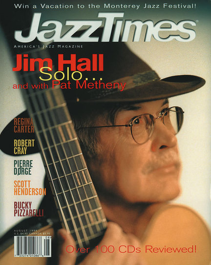 JazzTimes July/August 1999 cover