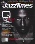 JazzTimes March 2002 cover