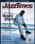 JazzTimes January/February 2003 cover