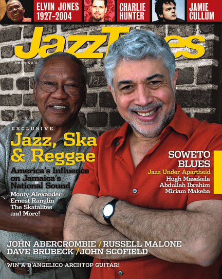 JazzTimes July/August 2004 cover