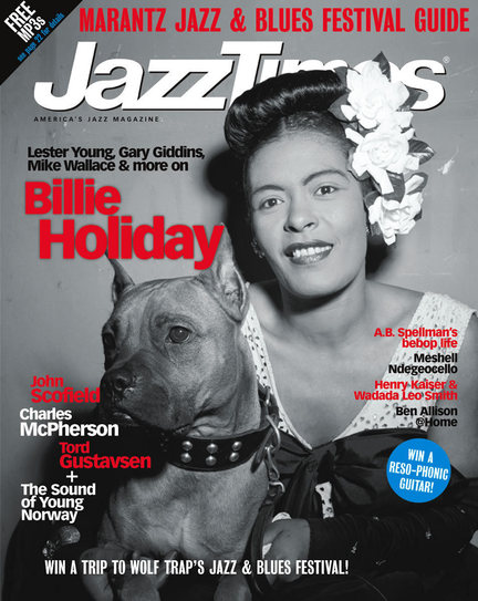 JazzTimes May 2005 cover