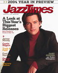 JazzTimes March 2004 cover