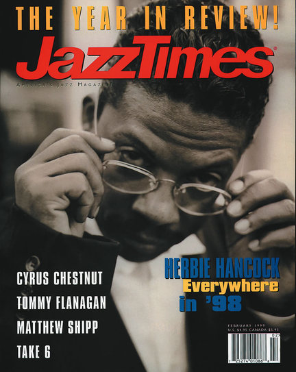 JazzTimes January/February 1999 cover
