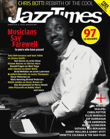 JazzTimes March 2006 cover