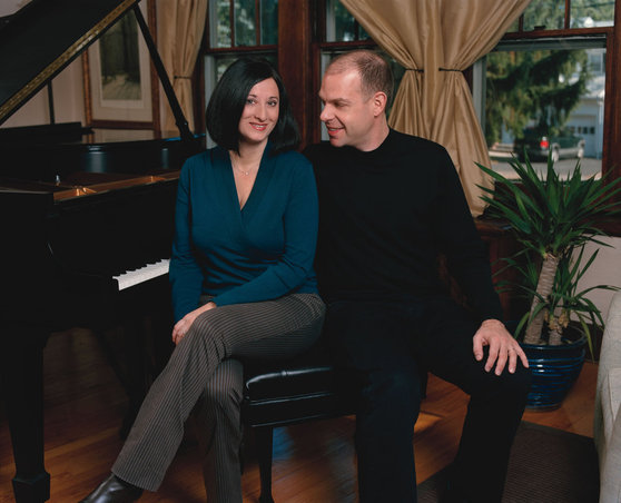 Jazz Departments Bill Charlap And And Renee Rosnes By