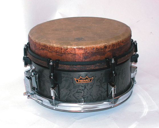 jazz instruments remo mondo snare drum by jim miller jazz articles. Black Bedroom Furniture Sets. Home Design Ideas