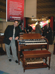 The Reinvention of the Hammond B3