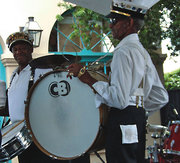 New Orleans' Treme Brass Band: Crowded House