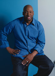 Wayman Tisdale: Back on the Offense