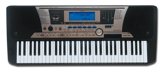 jazz instruments yamaha psr 550 portable keyboard by. Black Bedroom Furniture Sets. Home Design Ideas