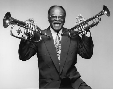Image result for clark terry trumpet