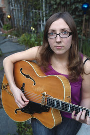Before & After with Guitarist Mary Halvorson