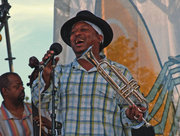 Kermit Ruffins: Happy to Talk