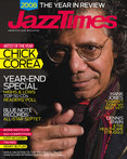JazzTimes January/February 2009 cover