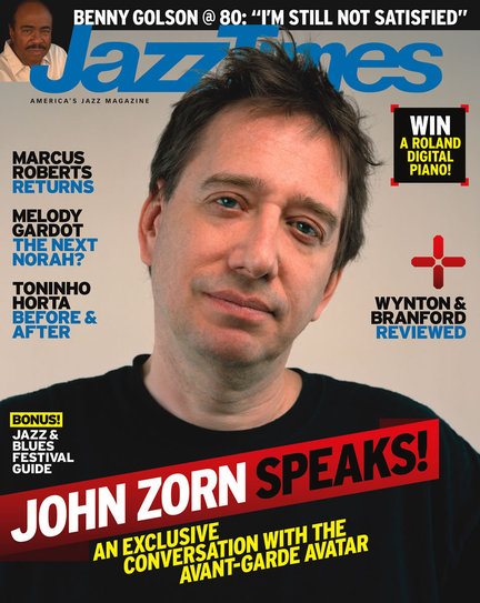 JazzTimes May 2009 cover