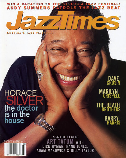 JazzTimes January/February 1998 cover