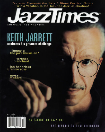 JazzTimes May 1999 cover