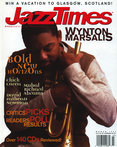 JazzTimes March 1997 cover